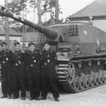 crew of the Dicker Max Schwere Panzerjager Abteilung 521