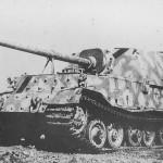 Ferdinand Panzerjager Tiger (P) Sd.Kfz.184 number 501 of the schwere Panzerjäger-Abteilung 654