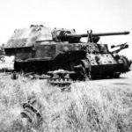 Destroyed Elefant 112 Anzio of Schwere Panzerjäger-Abteilung 653