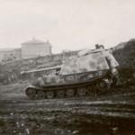 Elefant Ferdinand Tank destroyers