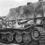 Ferdinand Sdkfz 184 number 501