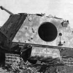 Ferdinand Tank Destroyer II03 rear view