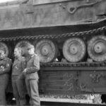 Elefant with Zimmerit of the Schwere Panzerjäger-Abteilung 653
