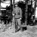 German soldier and Ferdinand