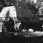 Ferdinand 121 Ferdinand 624 of the schweres Panzerjäger-Regiment 656, 1943