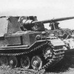 Ferdinand 150011 during trials in 1943