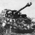 Ferdinand 501 of the schwere Panzerjäger-Abteilung 654 2