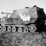 Ferdinand 531 of schwere Panzerjager Abteilung 654 Eastern Front