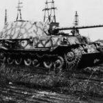 Ferdinand 621 of schwere Panzerjager Abteilung 654