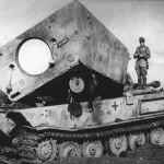 Ferdinand number 323 of the schwere Panzerjäger-Abteilung 653 – Eastern Front 1943
