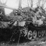 Ferdinand Elefant heavy tank destroyer