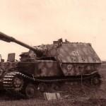 Ferdinand Number 623 of the schwere Panzerjäger-Abteilung 654