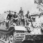 Ferdinand Panzerjager Tiger (P) Elefant Sd.Kfz.184