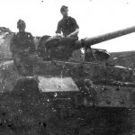 Ferdinand of the Schwere Panzerjager Abteilung 653 In Nikopol