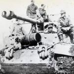Elefant number 114 of the 1/653 Schwere Panzerjäger-Abteilung Italy March 1944