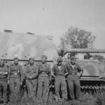 Ferdinand number 513 of the schwere Panzerjäger-Abteilung 654 – Eastern Front 1943
