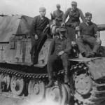Ferdinand of the Panzer Jg Abt. 653 eastern front