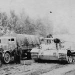 Heavy tank destroyer Ferdinand Elefant