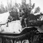 Jagdpanzer Tiger Ferdinand Schwere Panzerjager Abteilung 653 2