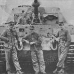 Panzerjager Tiger (P) Elefant Sd.Kfz.184 with zimmerit