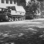 Panzerjager Tiger (P) Ferdinand Ukraine 1943