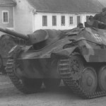 Hetzer tank destroyer SdKfz 138 2