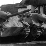Hetzer tank destroyers