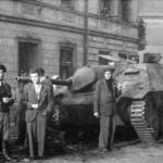 Jagdpanzer 38(t) Hetzer – 1945
