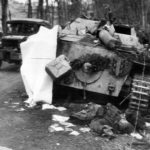 Knocked Out hetzer mar45