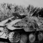 destroyed Hetzer 2