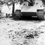 France Jagdpanther mid production