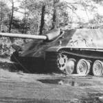 Jagdpanther 01 of the schwere Panzerjäger-Abteilung 559 1944