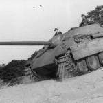 Jagdpanther Schwere Panzerjager Abteilung 654 1944