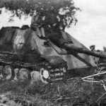Jagdpanther in France 1944