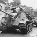 Jagdpanther of the 3/Schwere Panzerjäger-Abteilung 654 France 1944