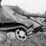 Jagdpanther right side