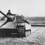Jagdpanther of the schwere Panzerjager Abteilung 654