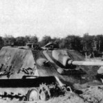 Jagdpanther tank destroyer 2
