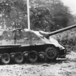 Jagdpanther of the 3/schwere Panzerjäger-Abteilung 653