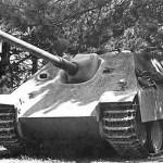 Jagdpanzer V Jagdpanther of the schwere Panzerjager Abteilung 654