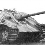 Panzerjager V Jagdpanther Sd Kfz 173 – stripe camouflage