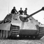 Sdkfz 173 Jagdpanther of the schwere Heeres Panzerjager Abteilung 654