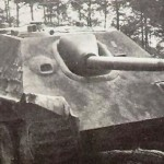 tank destroyer Jagdpanther 01 of the schwere Panzerjäger-Abteilung 559