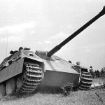 tank destroyer jagdpanther in France 1944