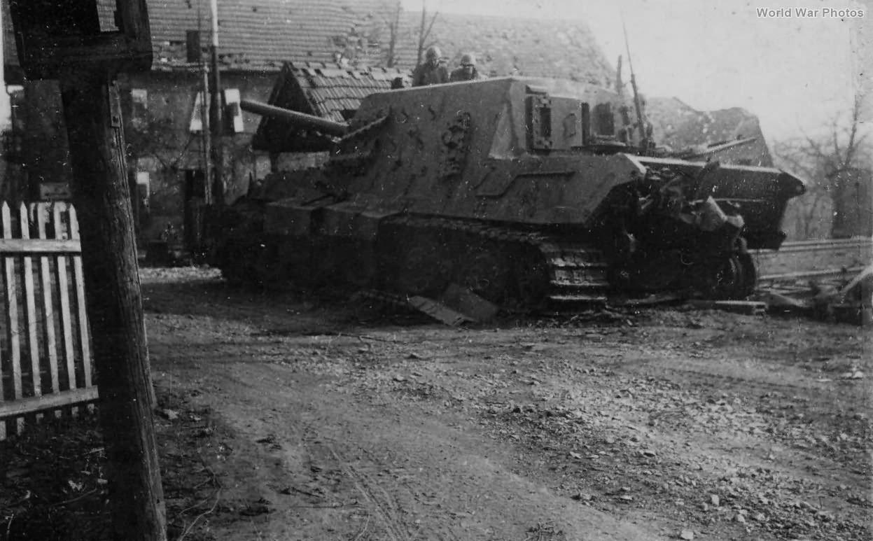 JagdTiger 234 of the s.Pz.Jg.Abt. 653 2