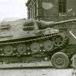 Jagdtiger of the Schwere Panzerjäger-Abteilung 653 tactical number 331
