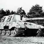 German tank destroyer Jagdtiger
