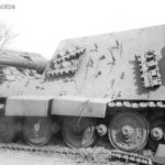 "Jagdtiger ""234"" in Soultz France"