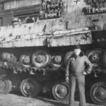 Captured Jagdtiger 305004