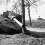 "Jagdtiger ""314"" Fgst.Nr. 305012 from schwere Panzerjäger-Abteilung 653"